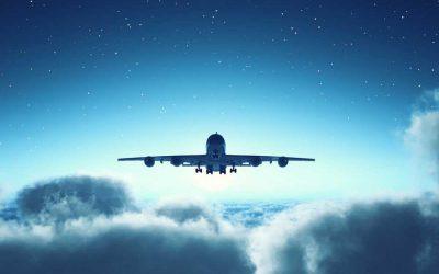 Begin je droomvakantie met een geweldige droomvlucht ernaartoe