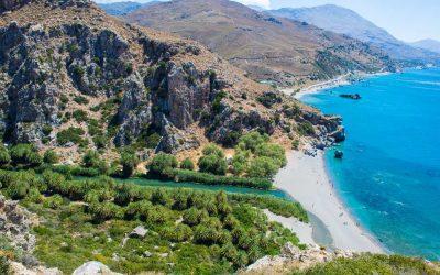 De vijf allermooiste stranden van Kreta